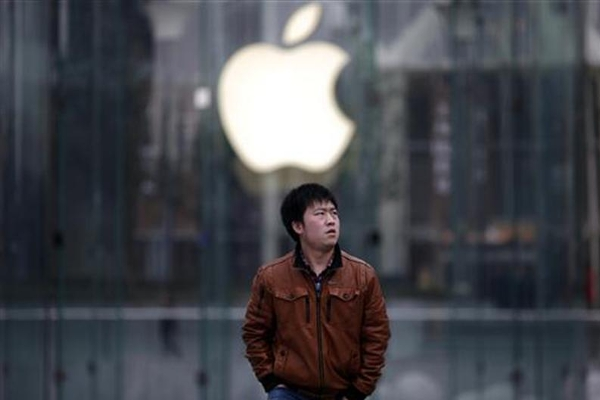 Citing security concerns, the Chinese government begins saying no to Apple products