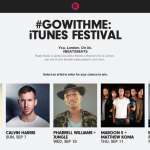 Apple's Beats Music raffling off tickets to iTunes Festival London 2014