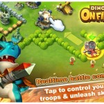 Did somebody say 'Clash of Clans with dinosaurs'? Well, here comes Dino On Fire