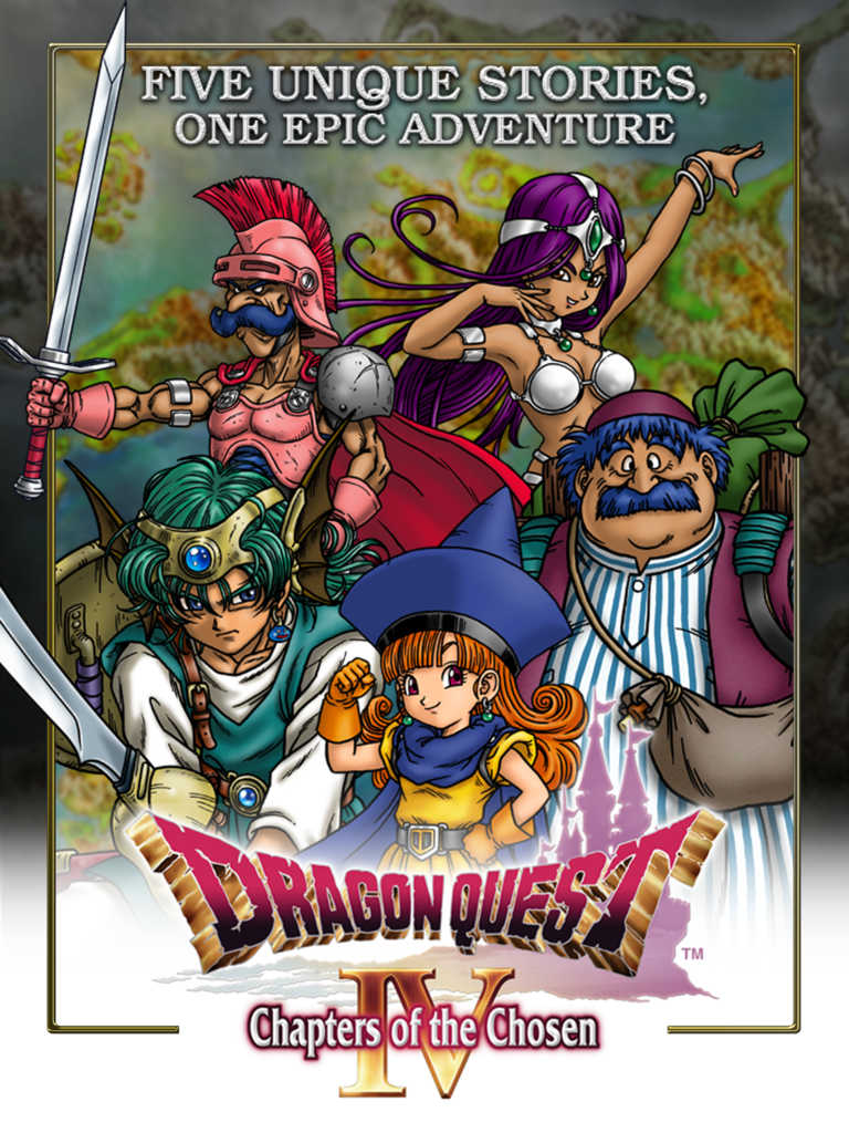 Square Enix confirms more Dragon Quest titles are coming to mobile devices