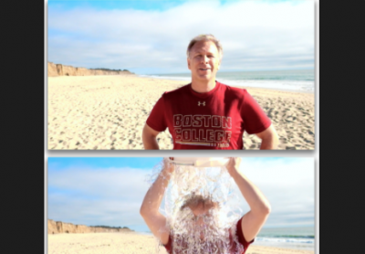 Apple's Phil Schiller joins fight against ALS, dumps a bucket of ice water over his head
