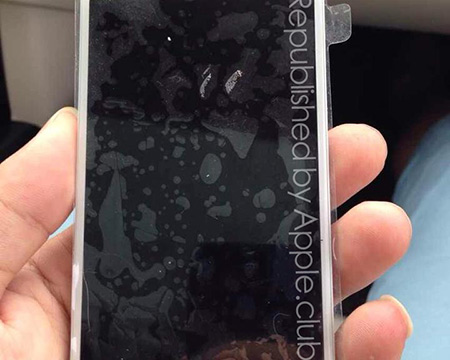 Could this be the front display for Apple's bigger, 4.7-inch 'iPhone 6' handset?