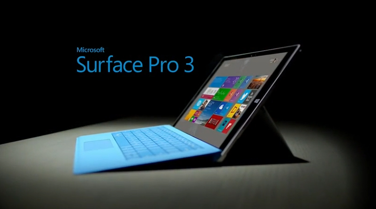 Microsoft targets Apple's MacBook Air with 3 new Surface ads