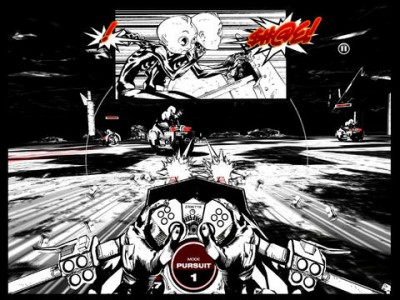 Popular comic book-racer SXPD gets iPhone optimization, goes free