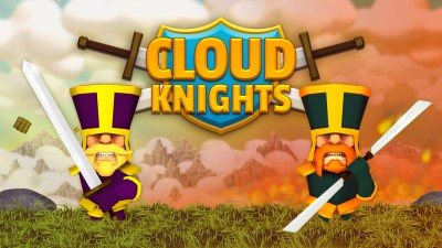 Use physics to fight in Cloud Knights once it lands in late September