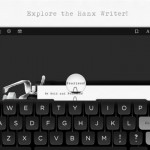 Turn your iPad into an old-school manual typewriter with Tom Hanks' Hanx Writer