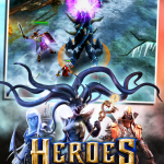 Gameloft's Heroes of Order & Chaos is first mobile MOBA to feature Twitch integration