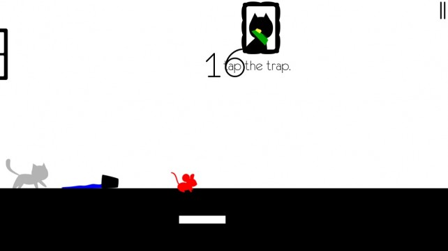 Feline is an arcade platformer turned into a cat-and-mouse game