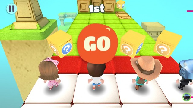 Multiplayer racing game Tiny Runners: BOOM! explodes with fun