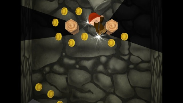 Physics-based game Accidental Spelunking makes endless falling fun