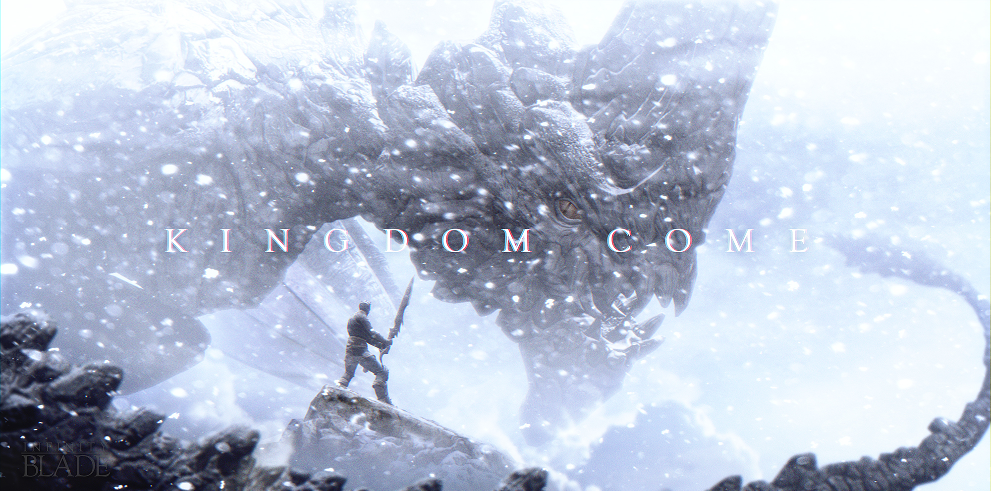Prepare to be blown to 'Kingdom Come' with the epic conclusion of Infinity Blade III