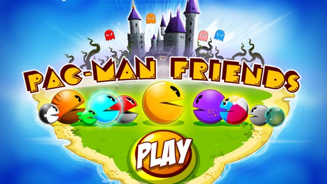 Join the famously ravenous arcade game character and his pals in Pac-Man Friends