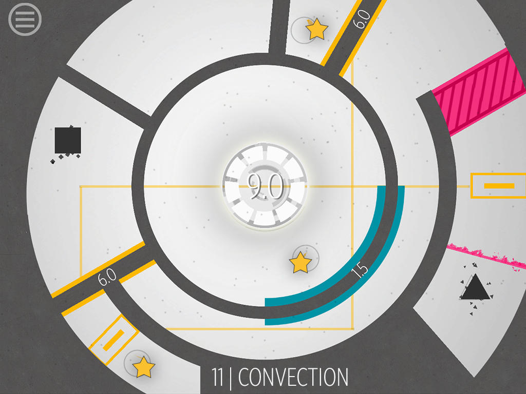 Conquer time and space in the simple yet challenging Primitives puzzle game for iOS