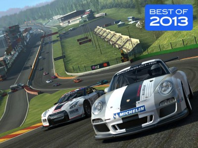 Electronic Arts' Real Racing 3 updated with new cars, next-level multiplayer and more