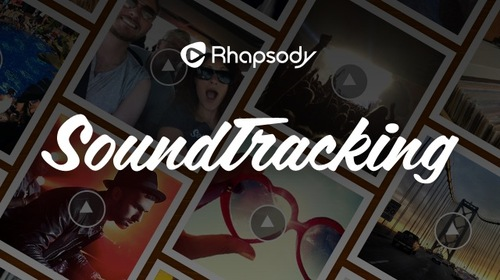 Rhapsody acquires startups behind music-focused apps SoundTracking and Exfm