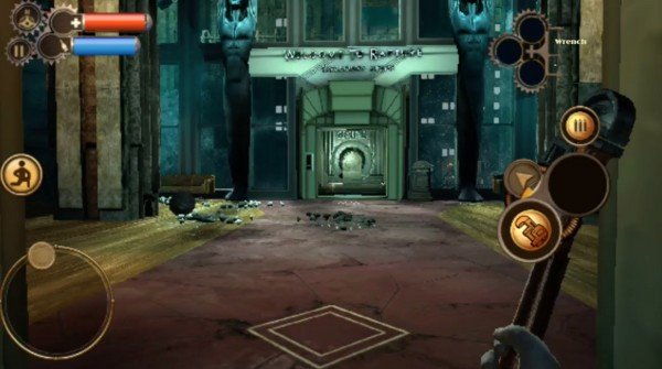 The popular FPS game BioShock is out on iOS, but is it any ...