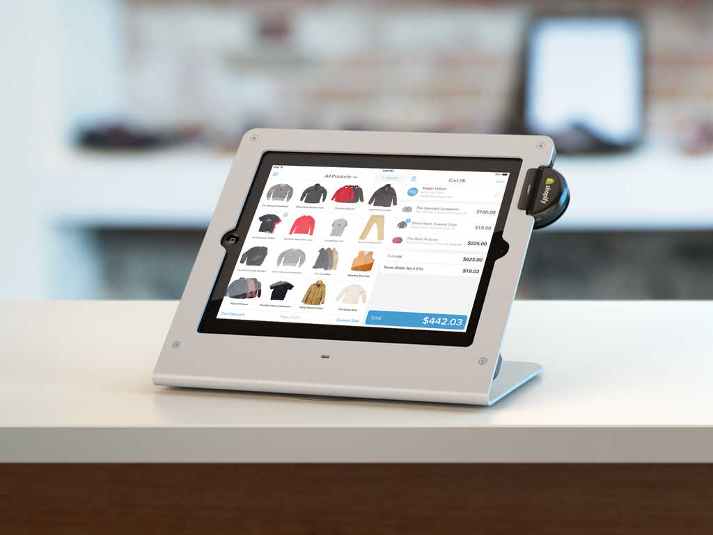 Shopify POS updated to version 2.0 with redesigned interface plus new features