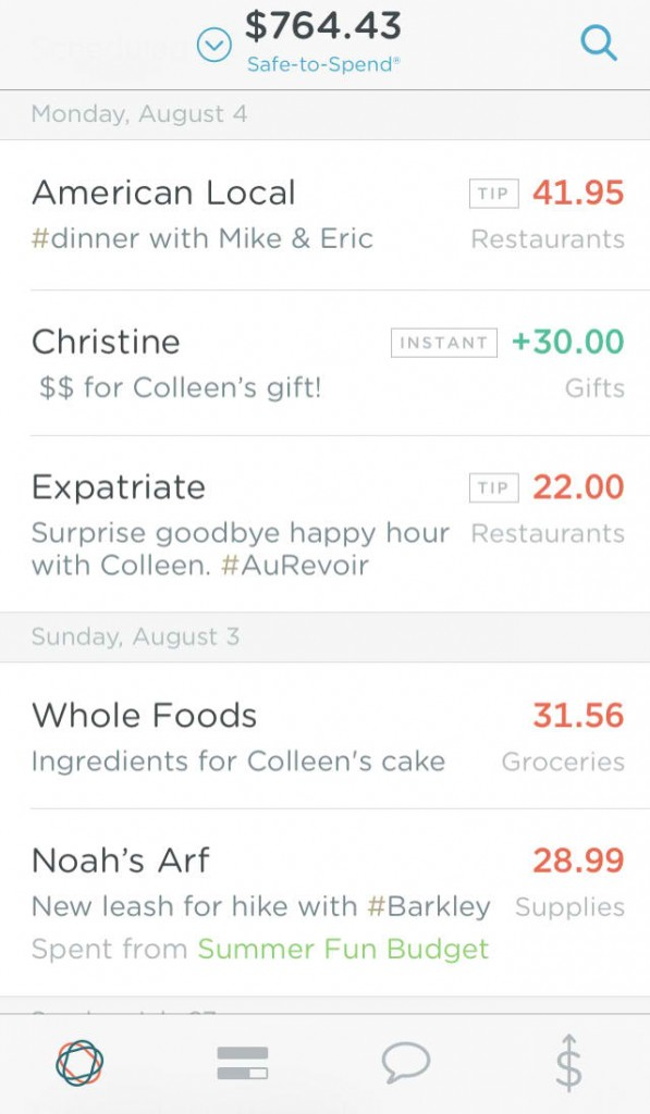Simple 2.0 offers better banking with iOS 7 redesign, instant fund transfer and more