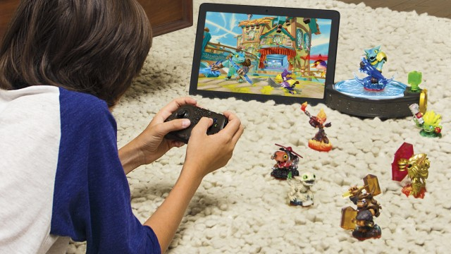 Activision to offer first full Skylanders game on iOS with Skylanders Trap Team