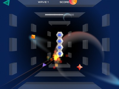 Arcade space shooter Space Station 7 brings an '80s feel to modern iOS