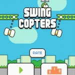 Dong Nguyen's Flappy Bird follow-up Swing Copters has landed on the App Store