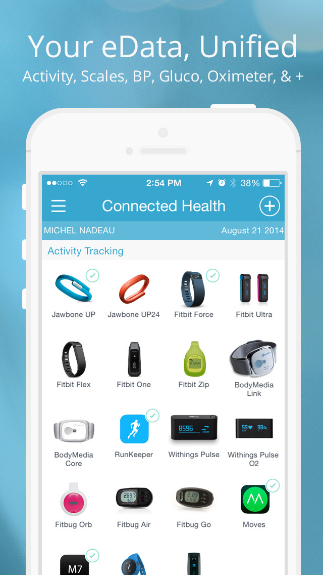 TactioHealth 6.0 offers new design plus new features and ...