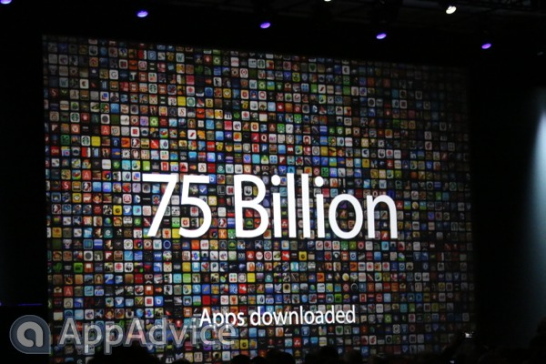 Apple: July was a record month for App Store revenue