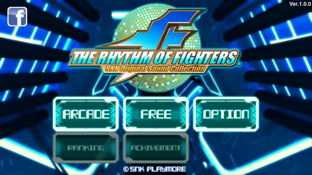 SNK Playmore's The Rhythm of Fighters updated with new tracks and new features