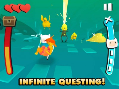 It's time to play Cartoon Network's Time Tangle game based on 'Adventure Time'