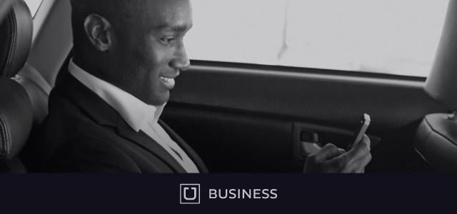 Uber updates official car-booking iOS app especially for business travelers