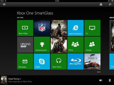 Soon you can stream TV shows from your Xbox One to the SmartGlass iOS app