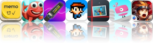 Today's apps gone free: UniqBoard, Fin Friends, Metal Detector and more