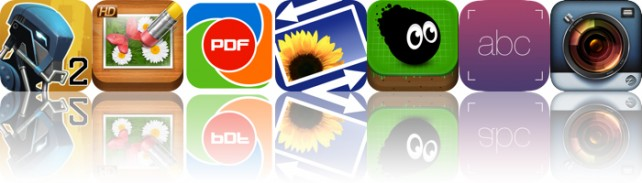 Today's apps gone free: Epoch 2, TouchRetouch HD, PDF PROvider and more
