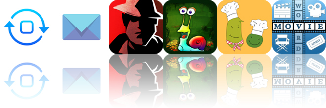Today's apps gone free: Convertizo 2, CloudMagic, Third Eye Crime and more