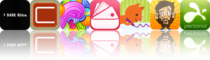 Today's apps gone free: A Dark Room, Crush, Fingerpaint Magic II and more