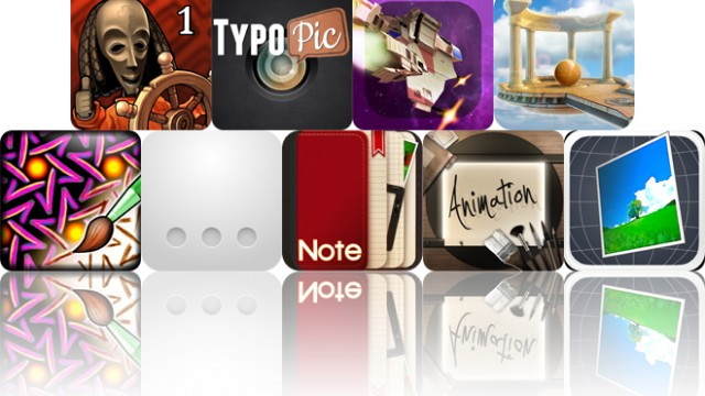 Today's apps gone free: The Journey Down, TypoPic, Infinity Danger and more