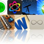 Today's apps gone free: Sports Cam, Atomus, StarTracker and more
