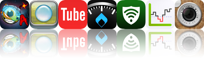 Today's apps gone free: Starborn Anarkist, Quell, Tube and more