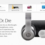 Apple's Online Store adds a dedicated accessory section featuring Beats by Dr. Dre