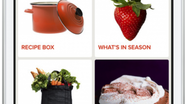 Epicurious users will now experience Apple iBeacon technology in stores