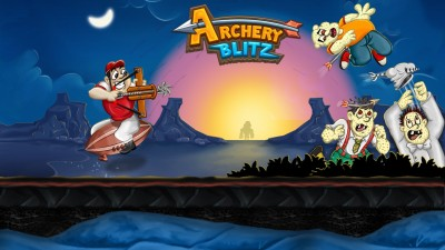 Will Archery Blitz hit the target? Find out on Aug. 28