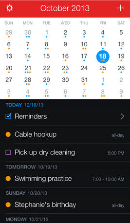 Fantastical 2 for iPad update brings Dolphin Browser support and more