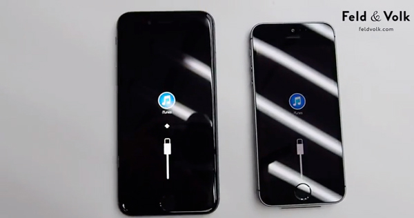 Take a look at this video of an 'iPhone 6' assembled from leaked parts