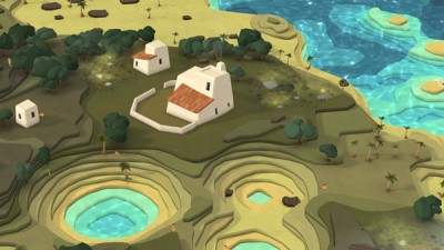 Peter Molyneux's new God game, Godus, lands on the App Store