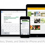 Google Slides arrives for iOS devices while Docs and Sheets both receive an update