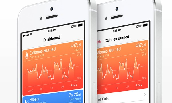 Apple files for a HealthKit trademark in the United States and Europe