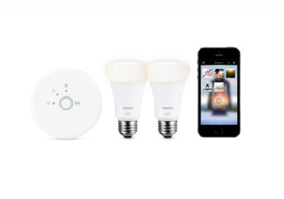 The new Philips Hue Lux lighting system is now available to preorder