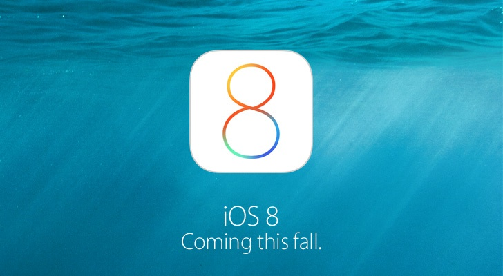Apple releases iOS 8 beta 5, OS X Yosemite developer preview 5