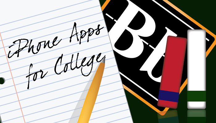 Be prepared for college with these iPhone apps for students