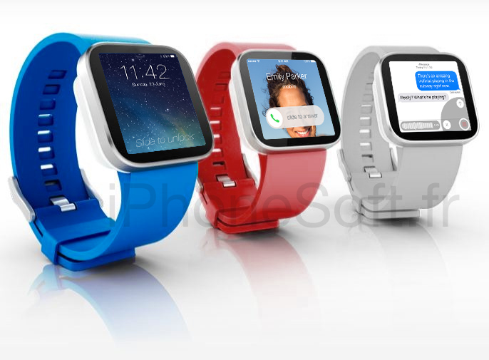 Say hello to the beautiful Apple 'iWatch Sport' concept